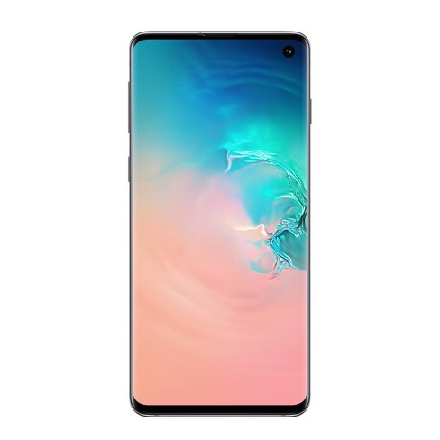 AT&T Samsung Galaxy S10 (128GB) - Prism White - image 1 of 4