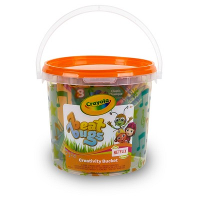 Crayola® Beat Bugs™ Creativity Bucket