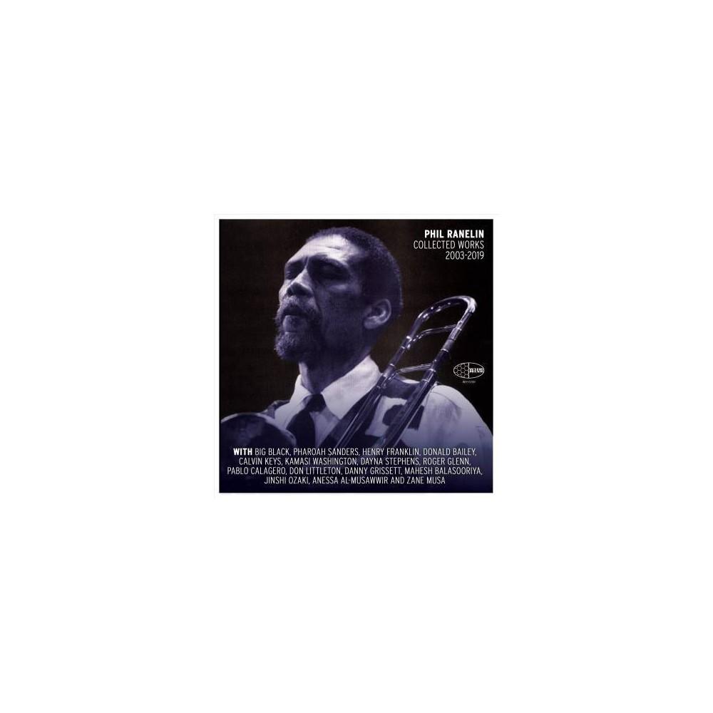 Phil Ranelin - Phil Ranelin Collected:2003-2019 (CD)