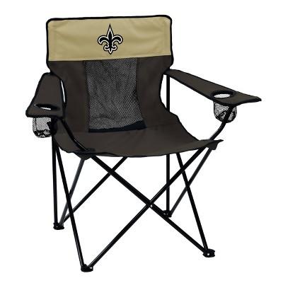 NFL New Orleans Saints Elite Outdoor Portable Chair