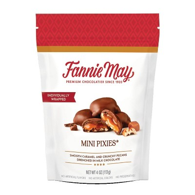 Fannie May Mini Pixies Stand Up Bag - 4oz