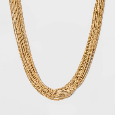 Chain Necklace - A New Day™ Gold