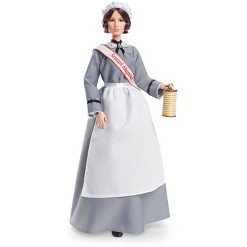 Barbie Signature Florence Nightingale Inspiring Women Collector Doll
