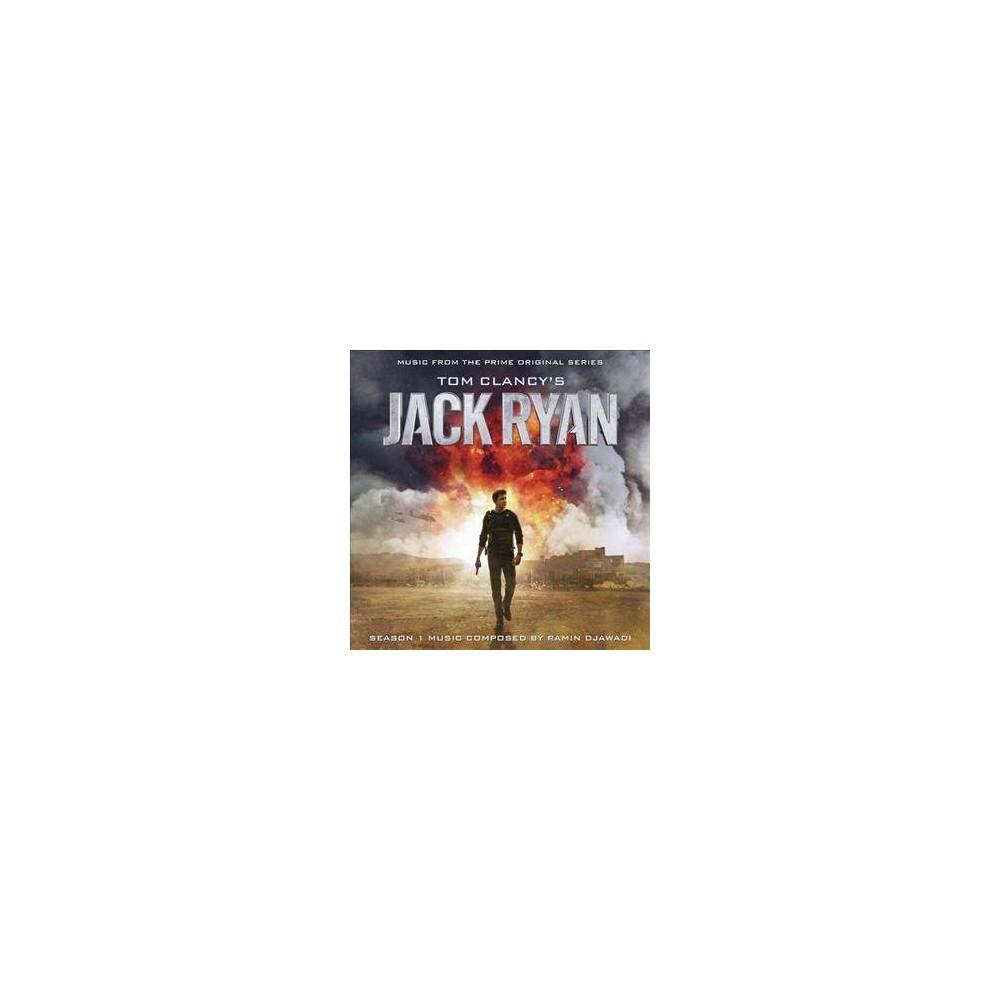 Ramin Djawadi - Tom Clancy's Jack Ryan (Ost) (CD)