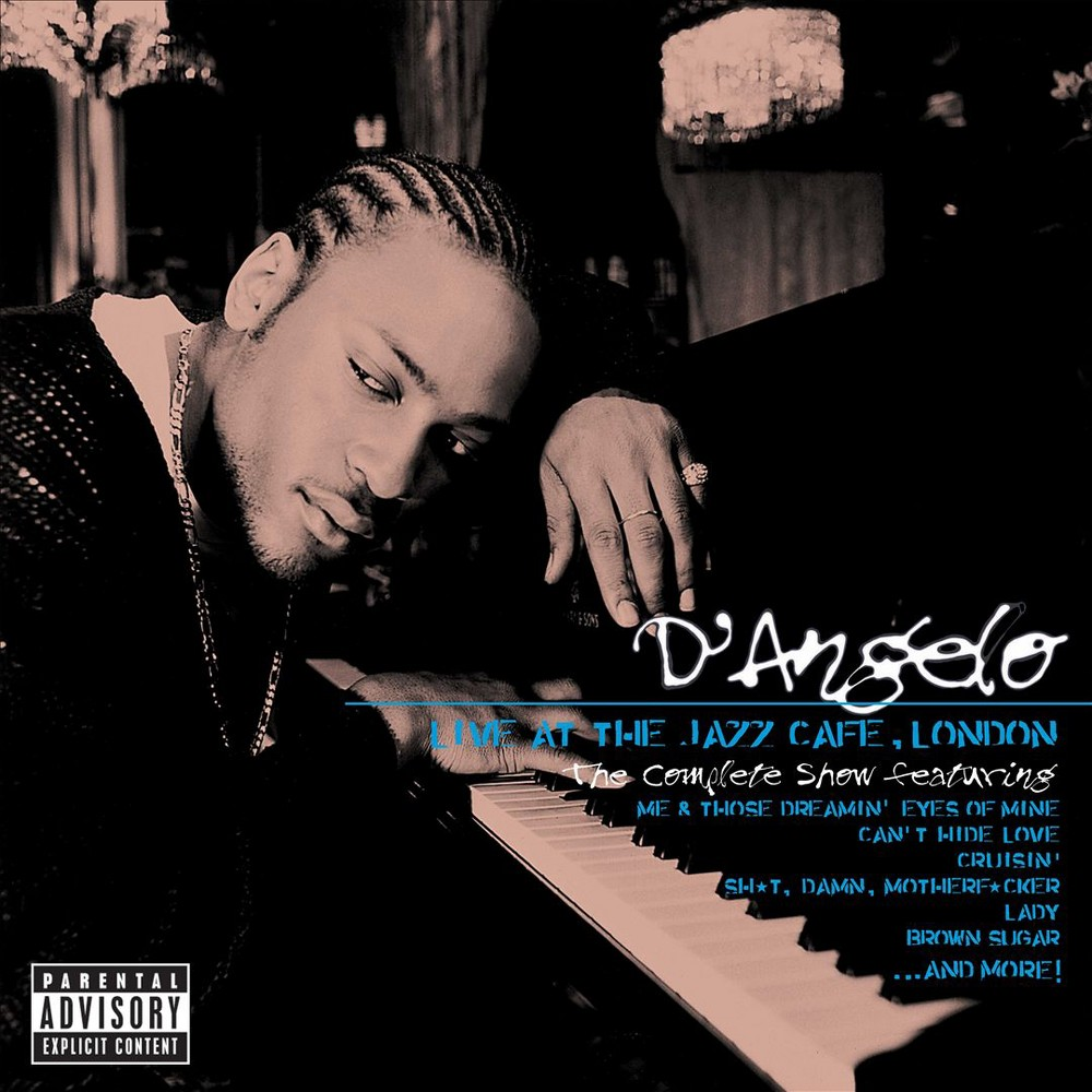 D'angelo - Live At The Jazz Cafe London:Comp Sho (Vinyl)