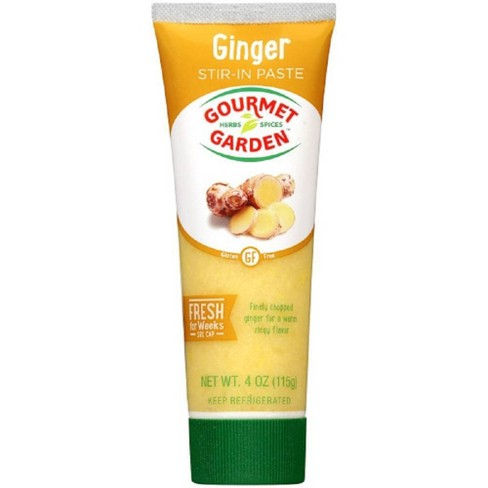Gourmet Garden Gluten Free Ginger Stir-In Paste - 4oz - image 1 of 4