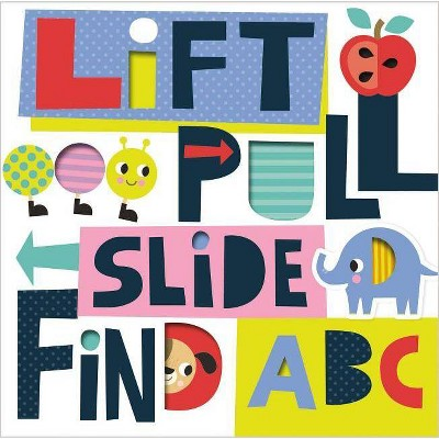 Lift Pull Slide Find ABC