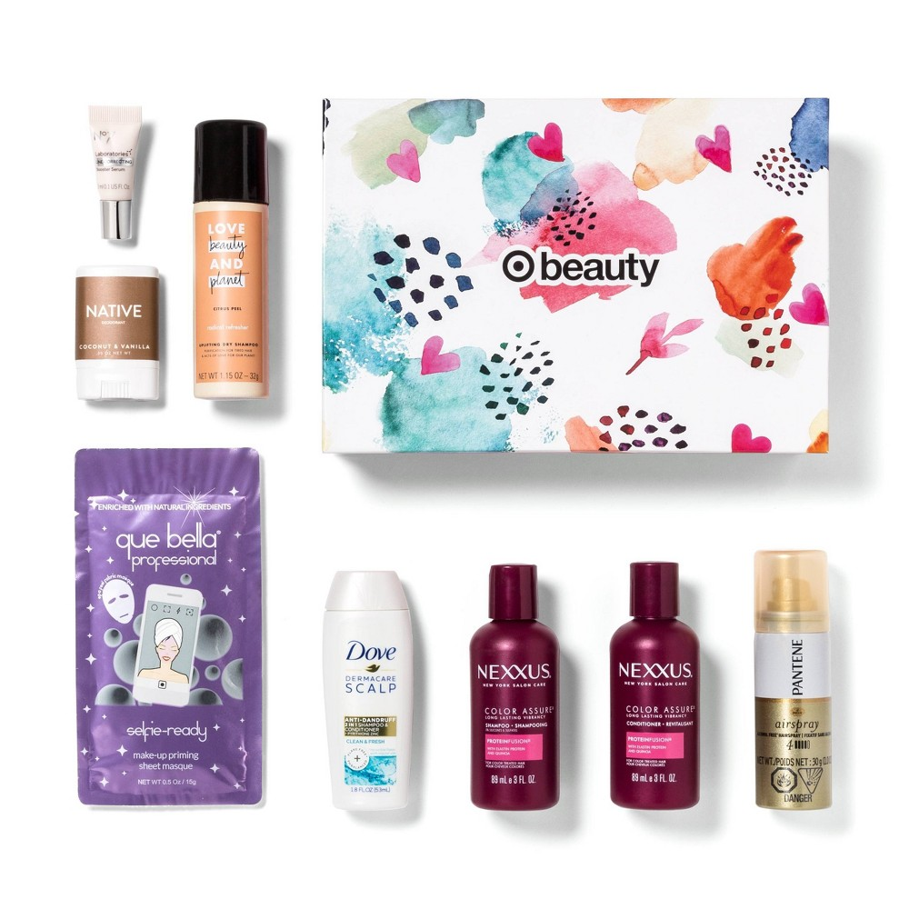 Target Beauty Box - February Beauty