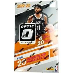 NBA Panini 2019-20 Donruss Optic Basketball Trading Card RETAIL Box [20 Packs]