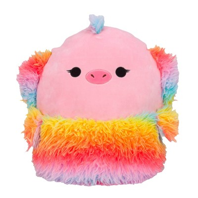 "Squishmallows Official Kellytoy Plush 16"" Elda the Ostrich Ultrasoft Stuffed Animal Plush Toy"