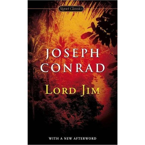 Lord Jim - (Signet Classics) by  Joseph Conrad (Paperback) - image 1 of 1