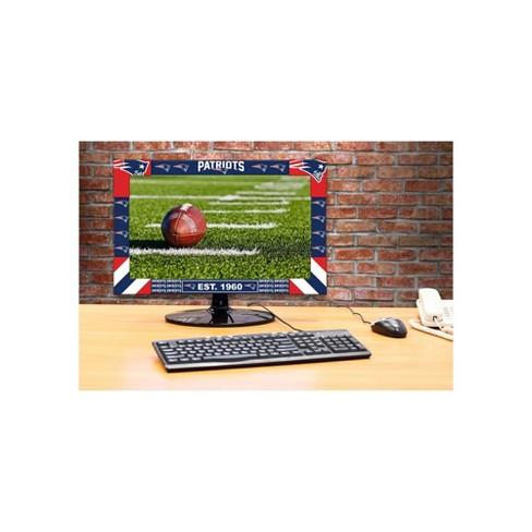 NFL New England Patriots Monitor Frame - image 1 of 2