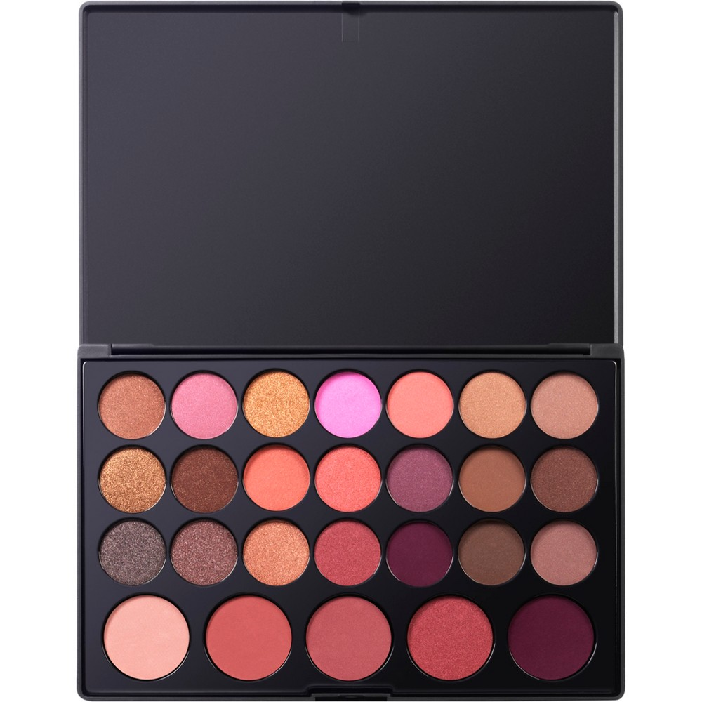 BH Cosmetics Blushed Neutrals Blush and Eyeshadow Palette - 26ct, Neutral
