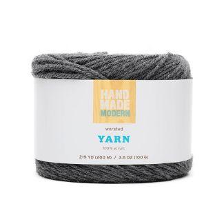 219yd Worsted Yarn - Hand Made Modern® Dark Gray