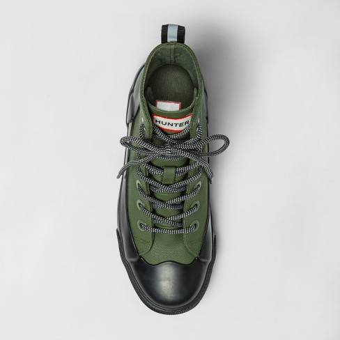 9ff03b9c893 Hunter for Target Adult Unisex Dipped Canvas High Top Sneakers - Olive.  Shop all Hunter for Target
