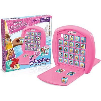 Top Trumps Disney Princess Top Trumps Match | The Crazy Cube Game