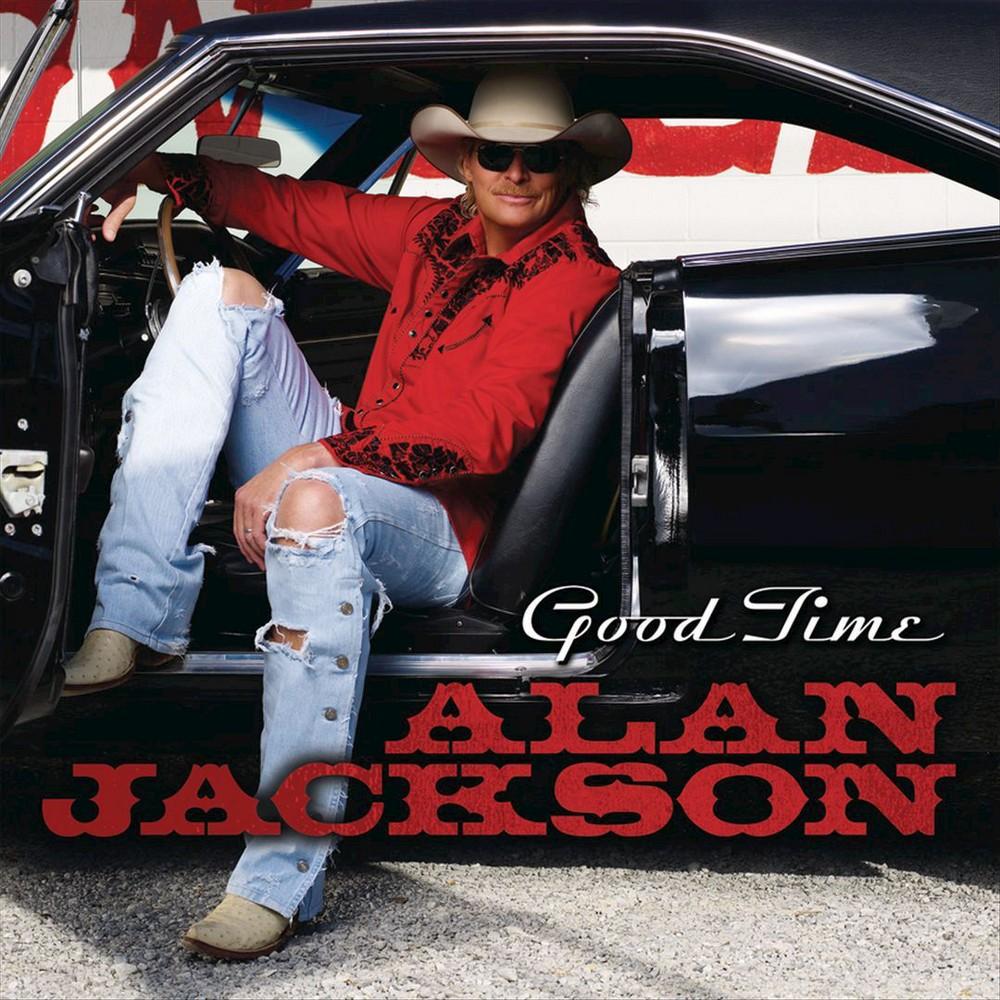 Alan Jackson - Good Time (CD)
