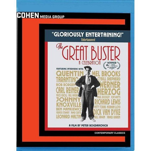 The Great Buster: A Celebration (Blu-ray) - image 1 of 1