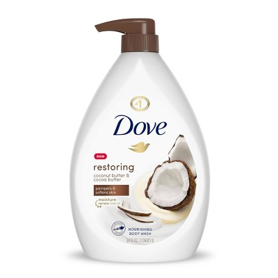 Dove Purely Pampering Coconut Butter & Cocoa Butter - 34 fl oz