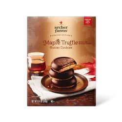 Maple Truffle Butter Cookies - 8.4oz - Archer Farms™
