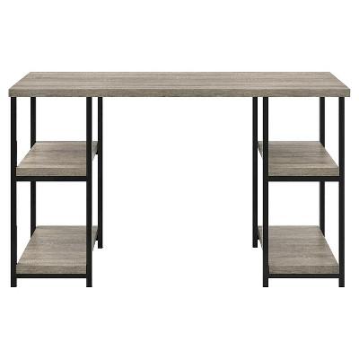 Arborview Double Pedestal Desk - Room & Joy