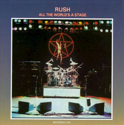 Rush - All the world's a stage (CD) - image 1 of 1