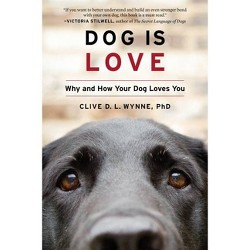 Dog Is Love - by Clive D L Wynne (Paperback)