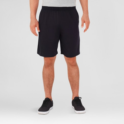 "Fruit of the Loom Select Men's 8.5"" Breathable Lounge Shorts - Light Gray Heather - image 1 of 1"