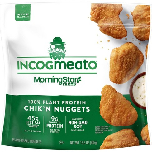 Incogmeato Chik'n Nuggets - Frozen - 13.5oz - image 1 of 2