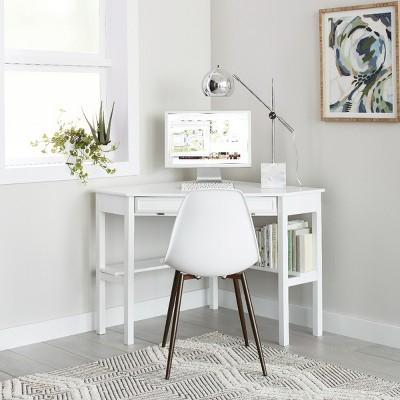 Modern Corner Desk & Dcor Home Office Ideas - Project 62 ...