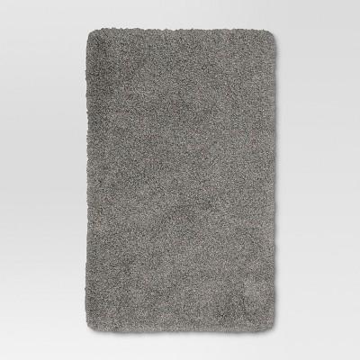 Bath Rug Cloak Gray (23x)- Threshold™