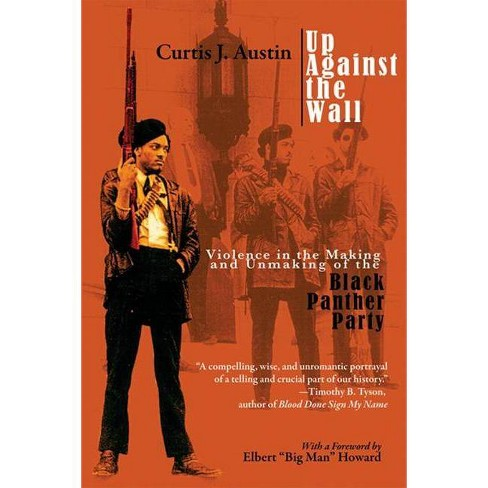 Up Against the Wall - by  Curtis J Austin (Paperback) - image 1 of 1