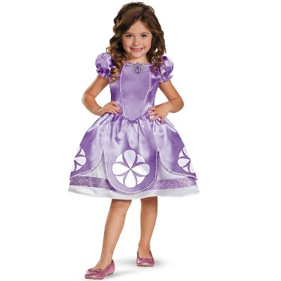Sofia the First Disney Sofia the First Sofia Classic Toddler Costume
