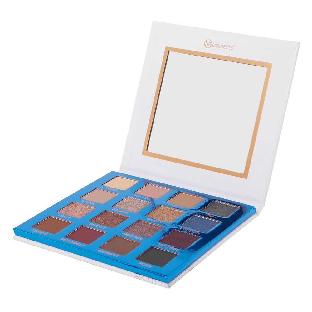 Image of BH Cosmetics Love In London Eyeshadow Palette - 16 Shades