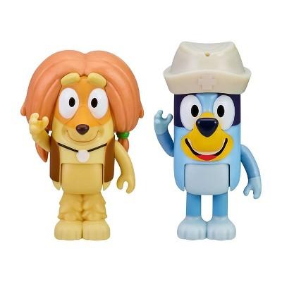 Bluey Doctor Figures - 2pk