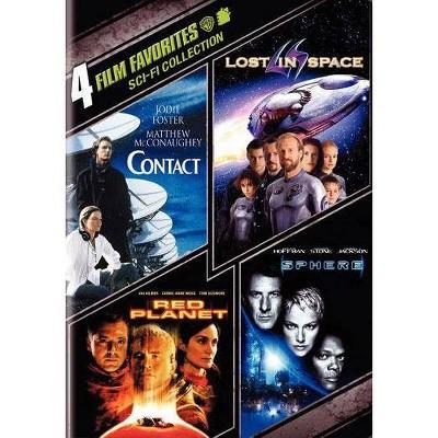 4 Film Favorites: Sci-Fi (DVD)(2011)