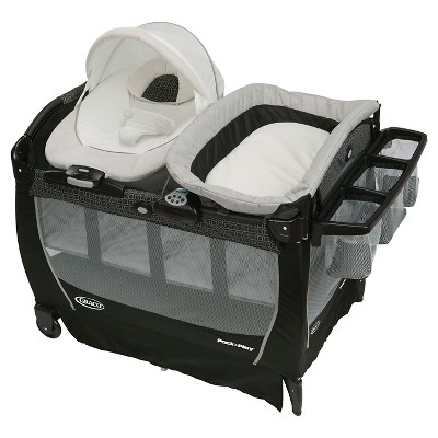 Graco® Pack 'n Play Playard Snuggle Suite LX Bassinet Changer - Pierce