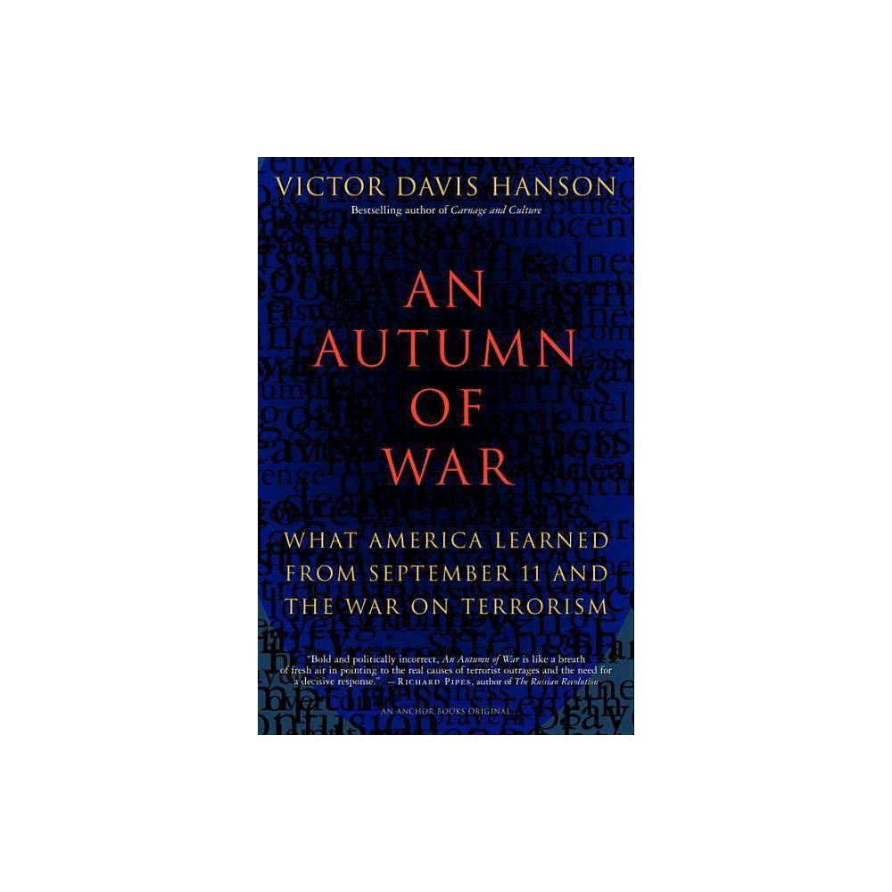 An Autumn Of War By Victor Davis Hanson Paperback
