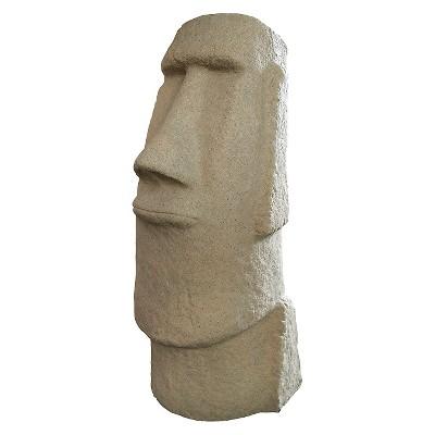 """Emsco 28.25"""" Resin Easter Island Statuary"""