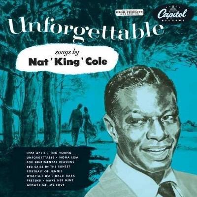 Nat King Cole - Unforgettable (Vinyl)