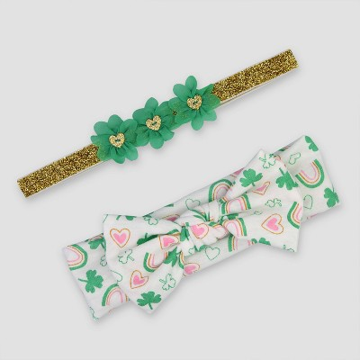 Baby Girls' 2pc Bow headband - Just One You® made by carter's