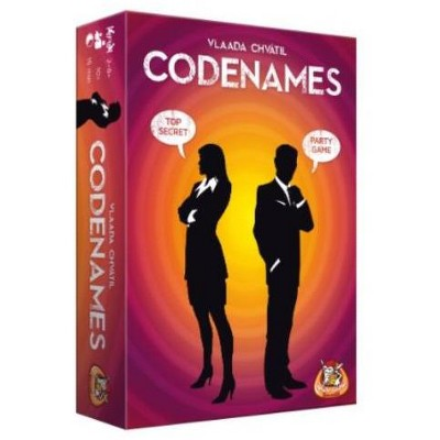 Codenames (Dutch Edition) Board Game