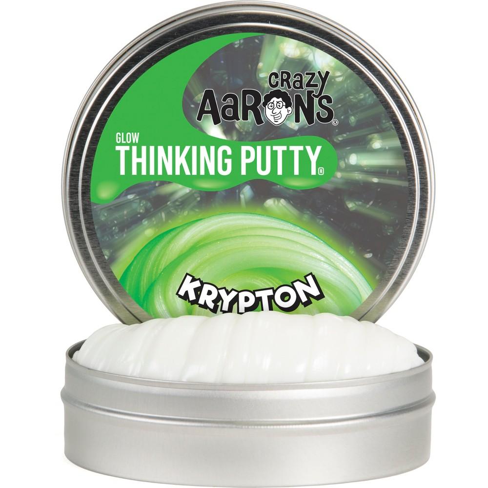 Crazy Aaron's Thinking Putty 4 Krypton Tin