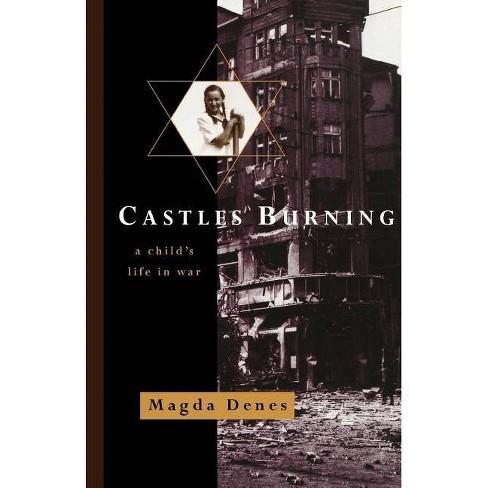 Castles Burning - by  Magda Denes (Paperback) - image 1 of 1