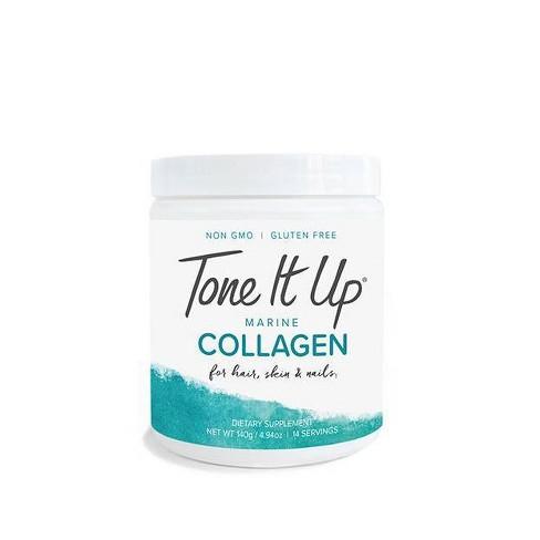 Tone It Up Marine Collagen Peptides - 4.94oz - image 1 of 4