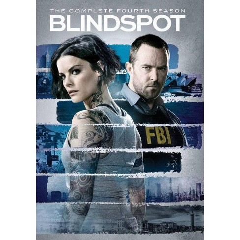 Blindspot: The Complete Fourth Season (DVD) - image 1 of 1