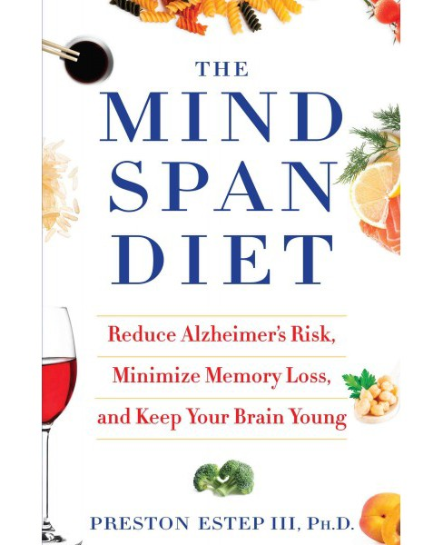 Mindspan Diet : Reduce Alzheimer's Risk, Minimize Memory Loss, and Keep Your Brain Young (Hardcover) - image 1 of 1