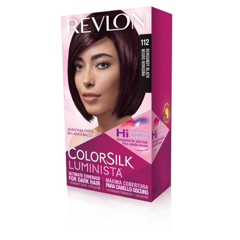Revlon Colorsilk Luminista Permanent Hair Color Dark Hair 112