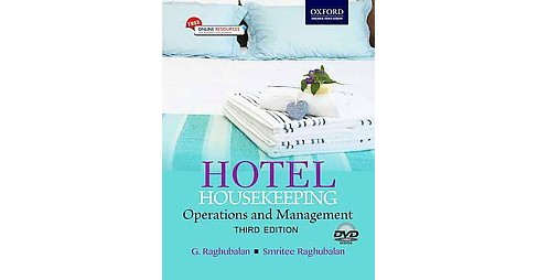Hotel Housekeeping : Operations and Management (Paperback) (G. Raghubalan) - image 1 of 1