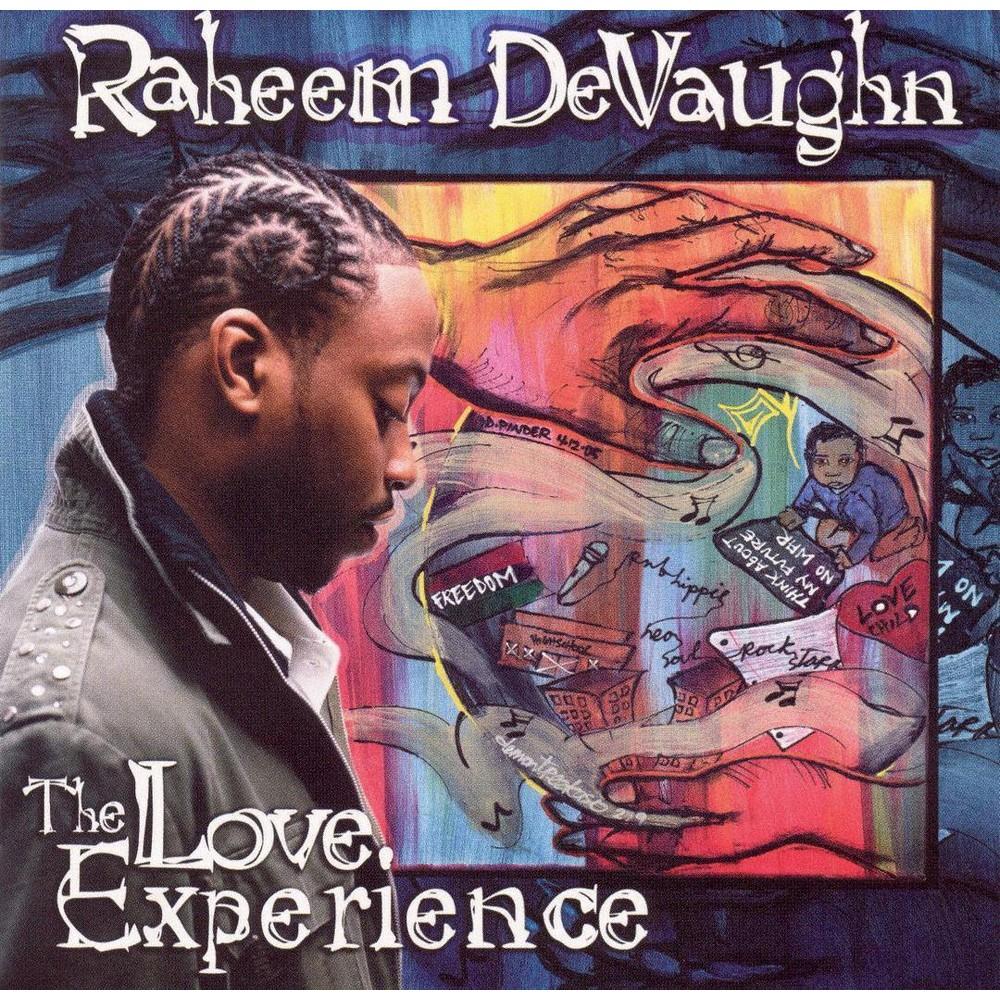 Raheem DeVaughn - The Love Experience (CD)